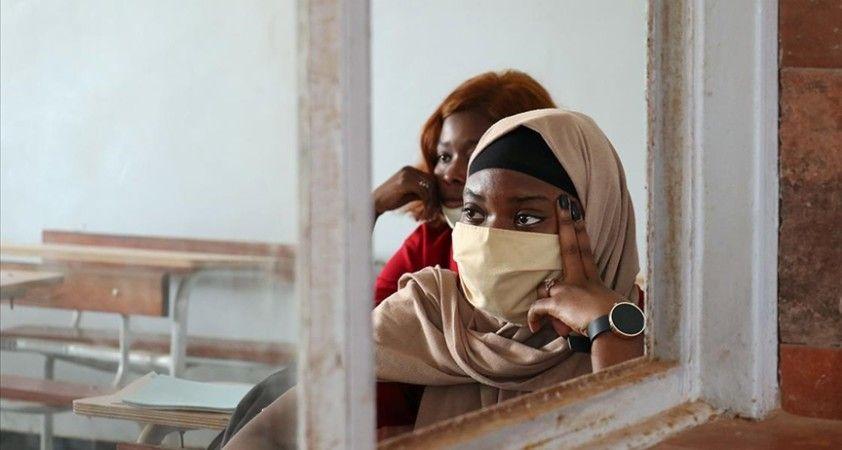 Afrika kıtasında Kovid-19 vaka sayısı 2 milyon 120 bini aştı