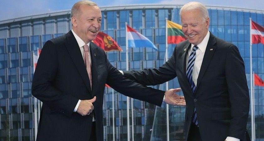 Biden'ın Avrupa ziyaretinde Erdoğan'la görüşme olasılığı: Beyaz Saray 'Programda yerimiz var' dedi