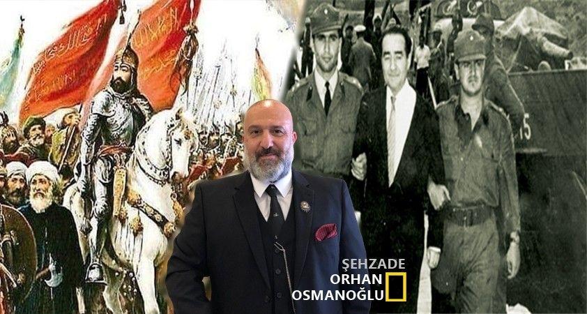 Darbelerle değil, Fetihlerle Osmanlı'yız..