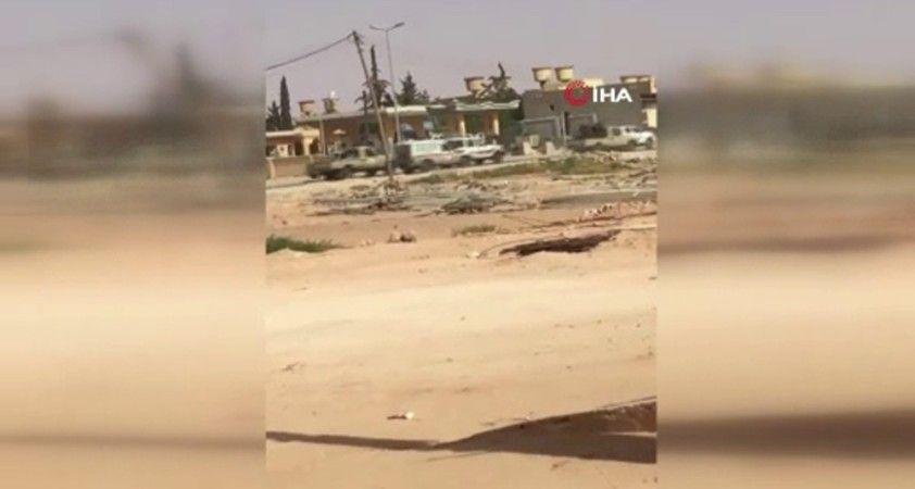 Libya'da Hafter milisleri Beni Velid kentini terk ediyor