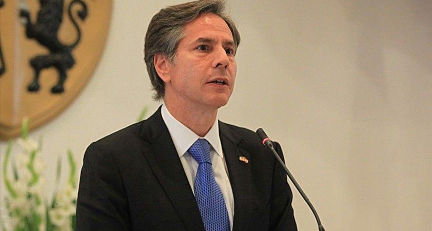 ABD Dışişleri Bakanı Blinken: Demokrasiyi askeri müdahaleler kullanarak devirme girişimleriyle yüceltmeye çalışmayacağız