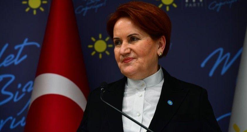 İYİ Parti Genel Başkanı Meral Akşener aşı oldu