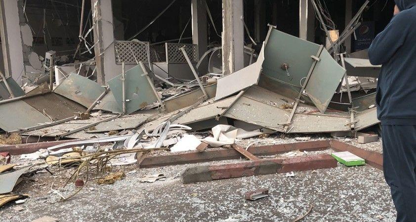 Suudi Arabistan'da restoranda patlama: 1 ölü