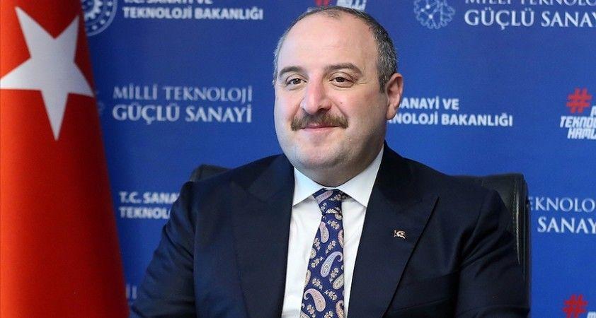 Bakan Varank: Sanayi üretimimiz piyasa beklentilerinin üzerinde gerçekleşti