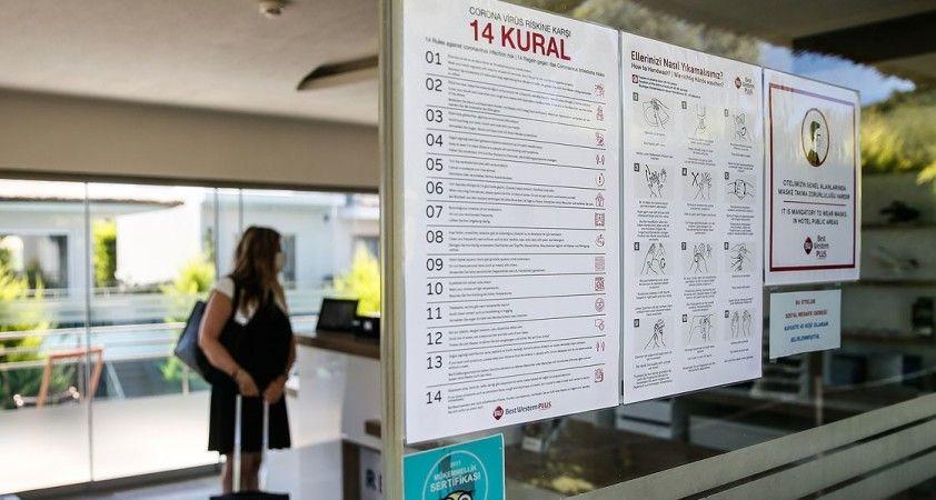 'Turizmin başkenti'ndeki sertifikalı oteller 'güven' verdi