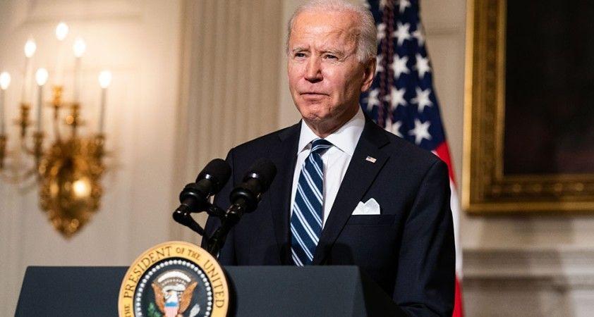 """Biden, Netanyahu ile yaptığı görüşmede """"ateşkesi"""" destekledi"""
