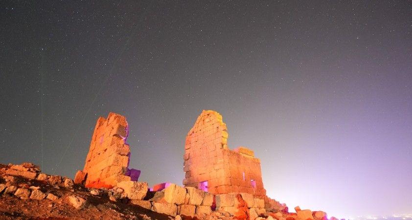 Türkiye'nin ikinci Göbeklitepe'si olmaya aday kalede 'Uluslararası Gökyüzü Gözlem Etkinliği'