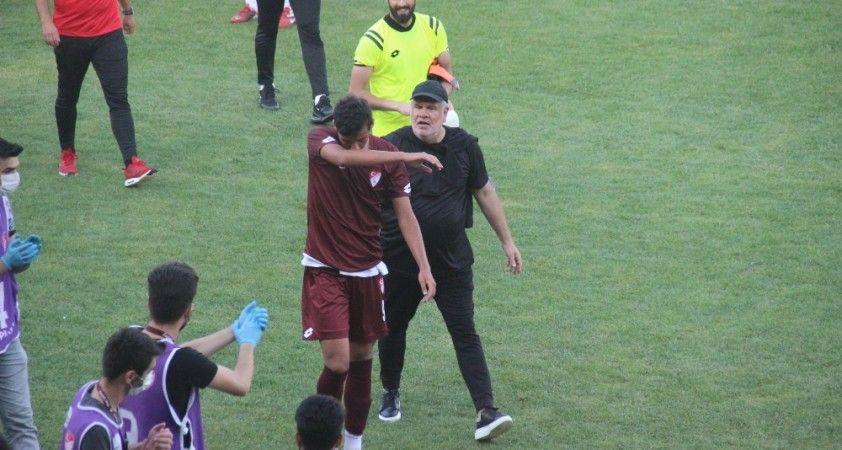 Elazığspor Teknik Direktörü Levent Eriş istifa etti