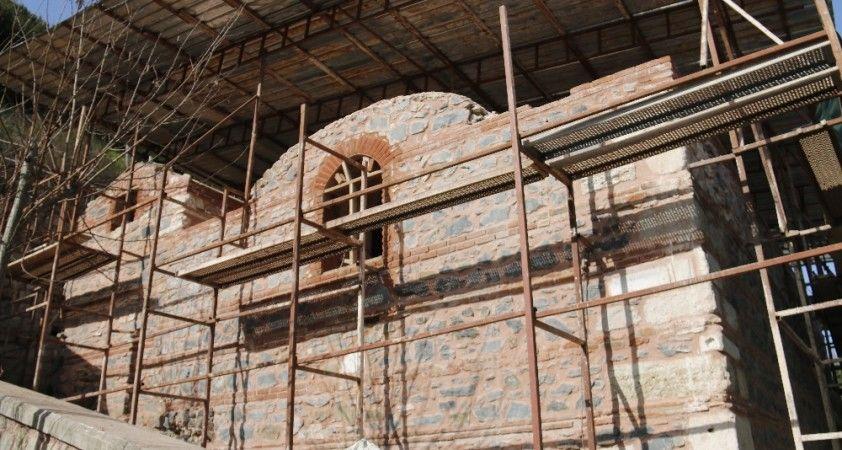 300 yıllık sarnıç kültür merkezi oluyor