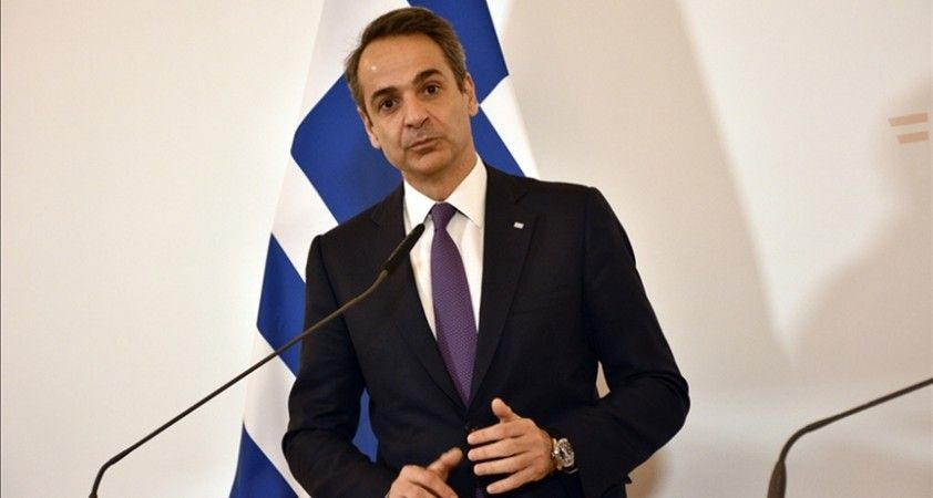 Yunanistan Başbakanı Miçotakis, Türkiye ile iş birliği arayışını sürdüreceğini söyledi