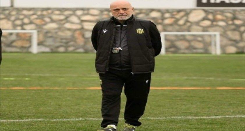 Yeni Malatyaspor'da Karaman'ın bireysel antrenman yorumu