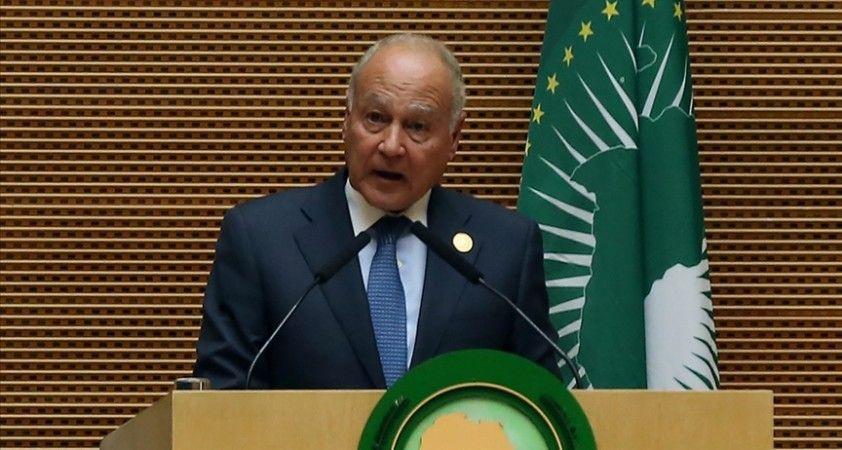 Ahmed Ebu Gayt yeniden Arap Birliği Genel Sekreterliğine seçildi