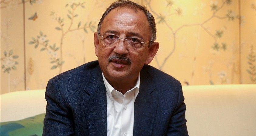 AK Parti Genel Başkan Yardımcısı Özhaseki: Bütün AK Partili belediyeler sonuna kadar öğrencilerimize yardımcı olacak
