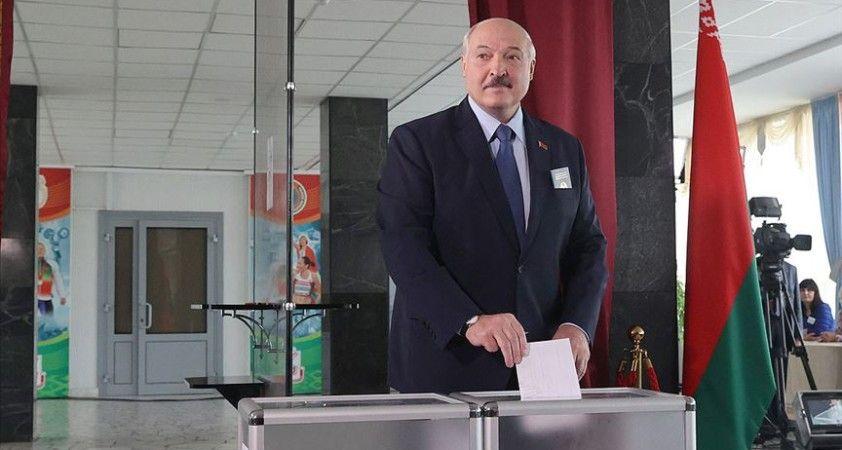 Belarus Cumhurbaşkanı Lukaşenko yüzde 80,23 oyla yeniden seçildi