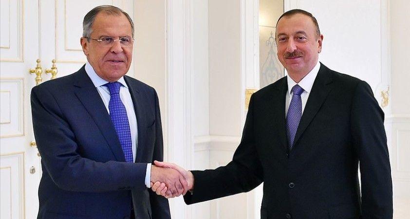 Rus heyeti Dağlık Karabağ konusunda Azerbaycan'da temaslarda bulundu