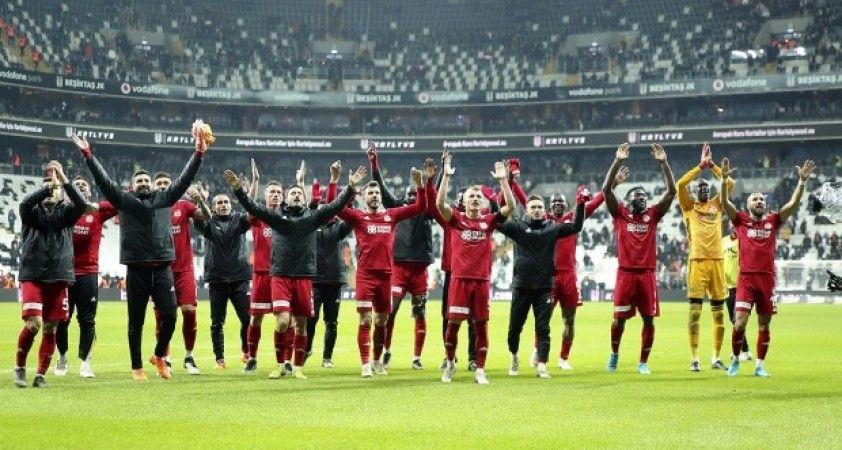 Sivasspor en golcü sezonunu yaşıyor