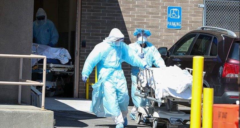 New York'ta Kovid-19 nedeniyle ölenler Hart Adası'nda toplu defnediliyor