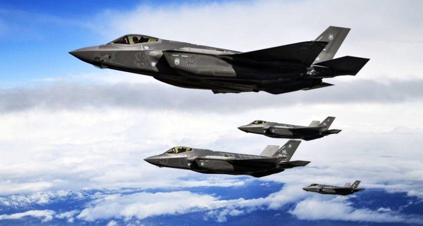 ABD, BAE'ye 50 adet F-35 savaş uçağı satacak!