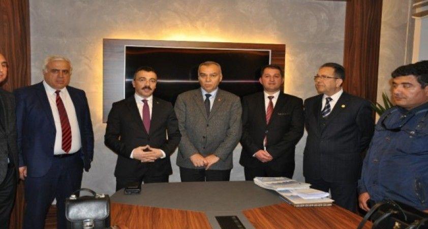 Milas'ta yetki belgesi ve ödül dağıtım töreni yapıldı