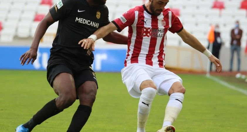 Yeni Malatyaspor ile Sivasspor 9. randevuda