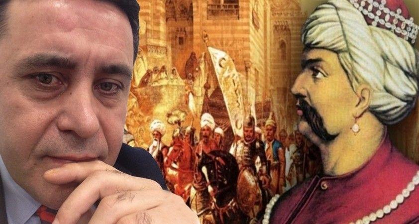 Yavuz Sultan Selim'in ruhundan 'İstimdat'.. (İstimdat: imdat çağrısı)