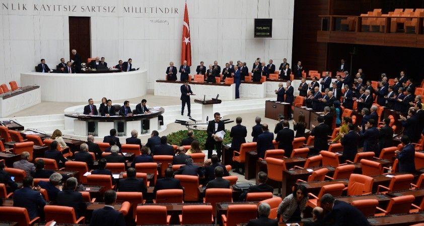 TBMM Başkanlığı tarafından, RTÜK üyelik seçimlerinde İYİ Parti kontenjanı tartışmalarına cevap