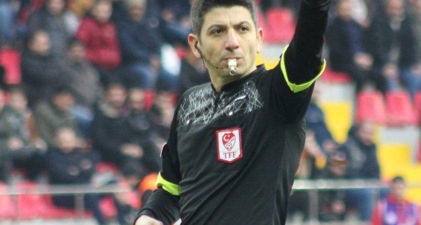 Yaşar Kemal Uğurlu ilk kez Göztepe-Kayserispor maçı yönetecek