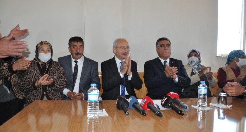 Kars Valiliği Kılıçdaroğlu'nun iddialarını yalanladı