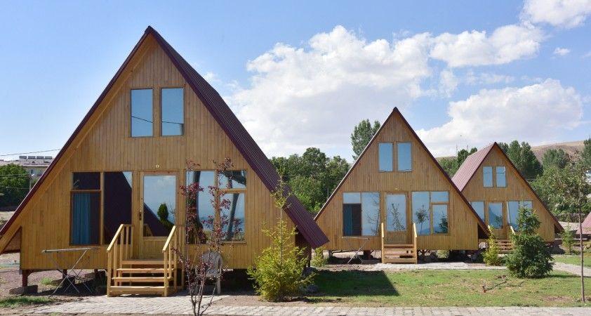 Bungalov evler Ahlat turizmine katkı sağlayacak
