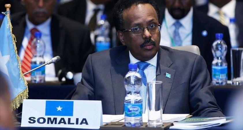 Somali Cumhurbaşkanı Fermacu'dan 15 Temmuz Demokrasi ve Milli Birlik Günü mesajı