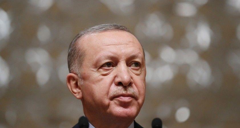-Cumhurbaşkanı Erdoğan'dan A Milli Erkek Voleybol Takımına tebrik