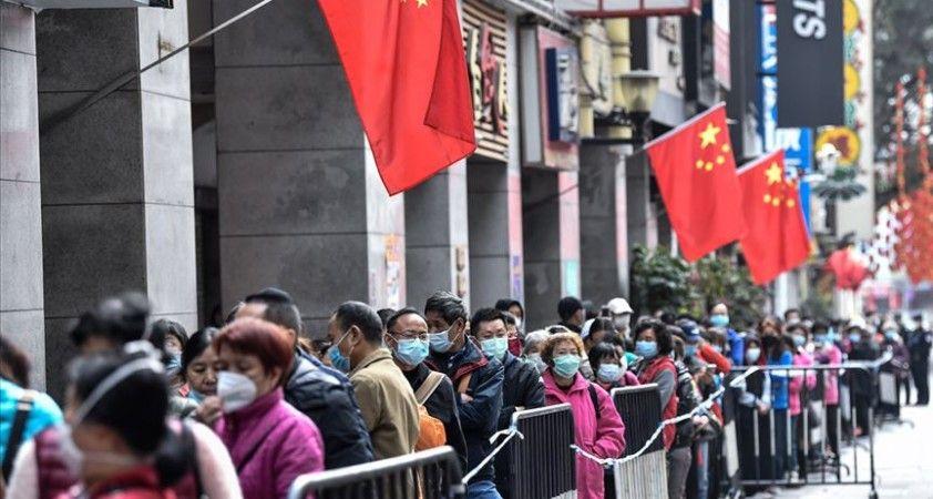 Çin'den Trump'ın 'Pandemiden Çin'i sorumlu tutmalıyız' sözlerine yanıt