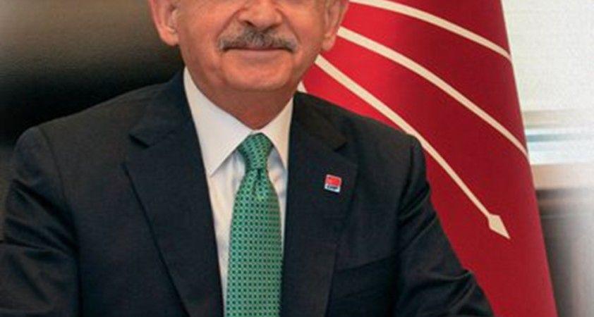 CHP Genel Başkanı Kılıçdaroğlu'ndan Davutoğlu'na geçmiş olsun telefonu