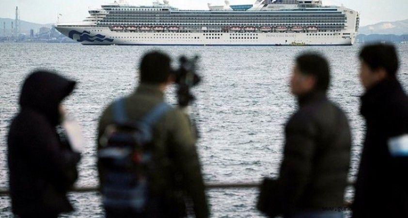 Japonya'daki gemide 2 Rus yolcuya daha korona teşhisi konuldu