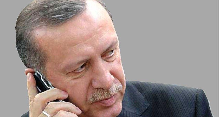 Cumhurbaşkanı Erdoğan, Galatasaray Başkanı seçilen Burak Elmas'ı tebrik etti