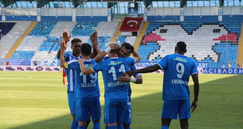 Sivasspor 3 puanı hanesine yazdırdı