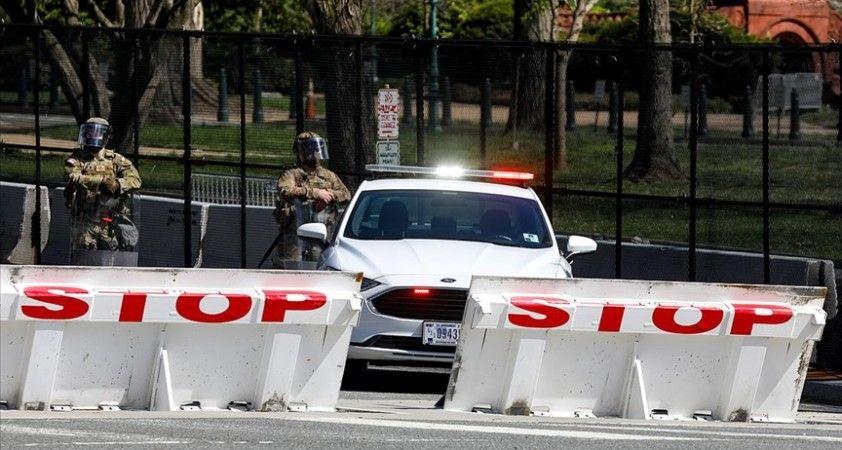 ABD Sağlık Bakanlığındaki 'bomba tehdidi' nedeniyle Washington polisi alarma geçti