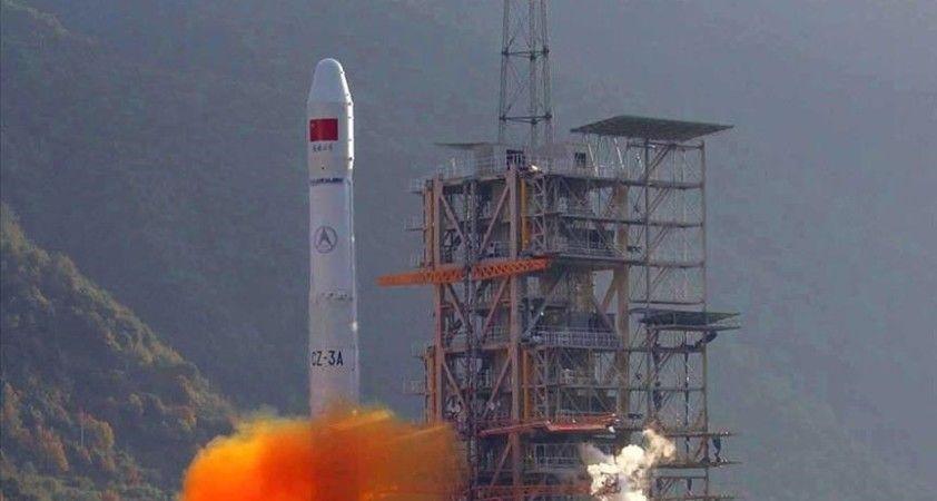 Çin uzay istasyonu modülü için planlanan ikmal seferini erteledi