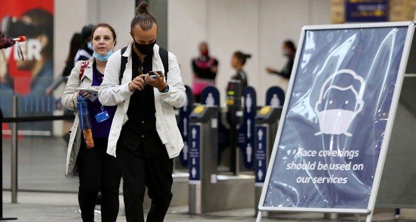 Birleşik Krallık'ta nüfusun en az yüzde 10'u Kovid-19'u atlattı