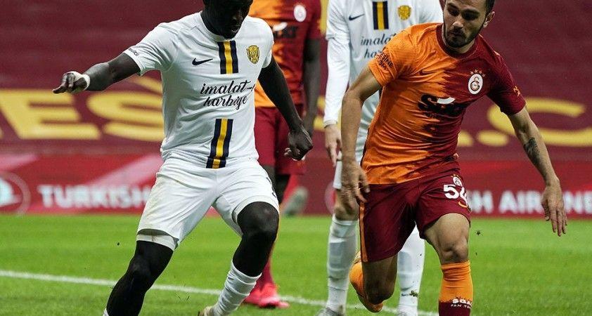 Galatasaray, Ryan Babel'in attığı golle Ankaragücü'nü 1-0 mağlup etti