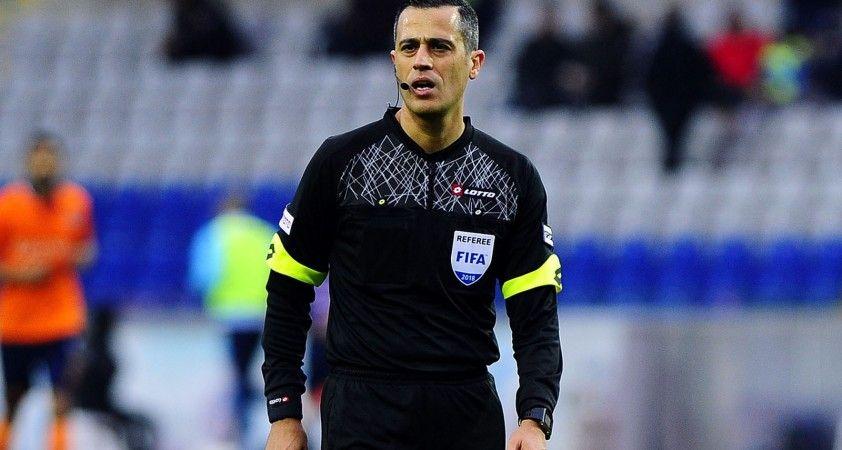 Kayserispor-Gençlerbirliği maçını Alper Ulusoy yönetecek