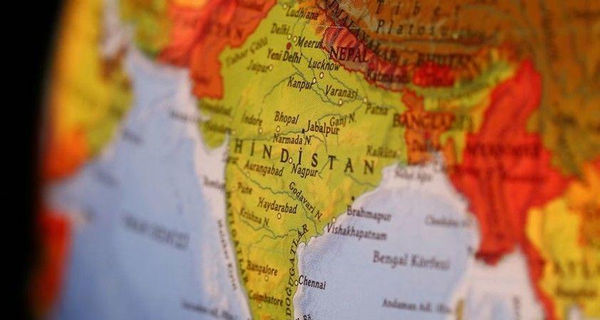 Hindistan\'ın komşularıyla sınır anlaşmazlıkları