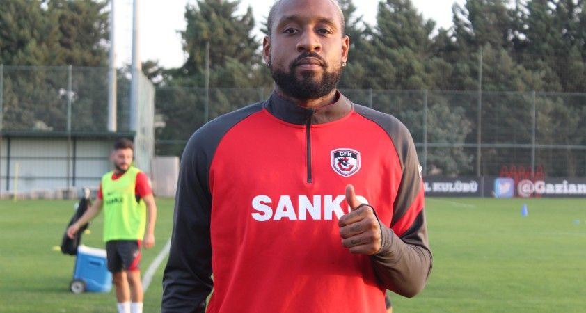 Gaziantep FK Trabzonspor maçı hazırlıklarına devam ediyor