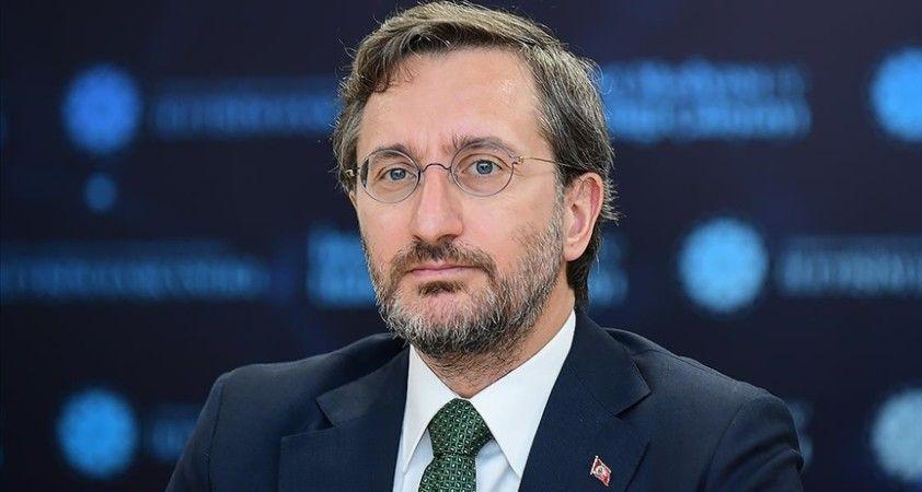 Cumhurbaşkanlığı İletişim Başkanı Altun: 12 Eylül, demokrasimizin kara bir lekesidir