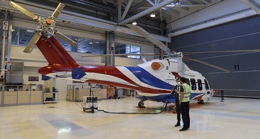 Yerli ve milli helikopterlerin yolu açıldı