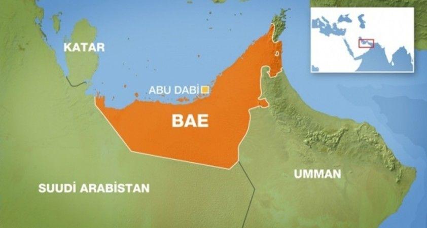 BAE, Aramco tesislerine saldırıyı şiddetle kınadı