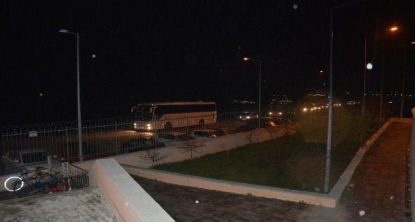 190 öğrenci Balıkesir'de karantinaya alındı