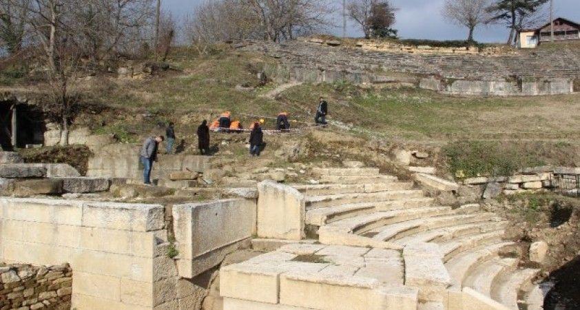 (Özel) Batı Karadeniz'in Efes'i gün yüzüne çıkıyor