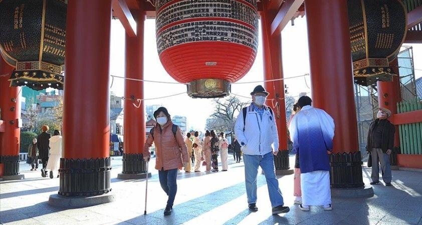 Japonya'da kampanyalar turizm bağlantılı Kovid-19 vakalarını 6,8 kat artırdı