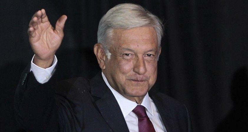 Meksika Devlet Başkanı Obrador salgına rağmen seyahatlerine başlıyor